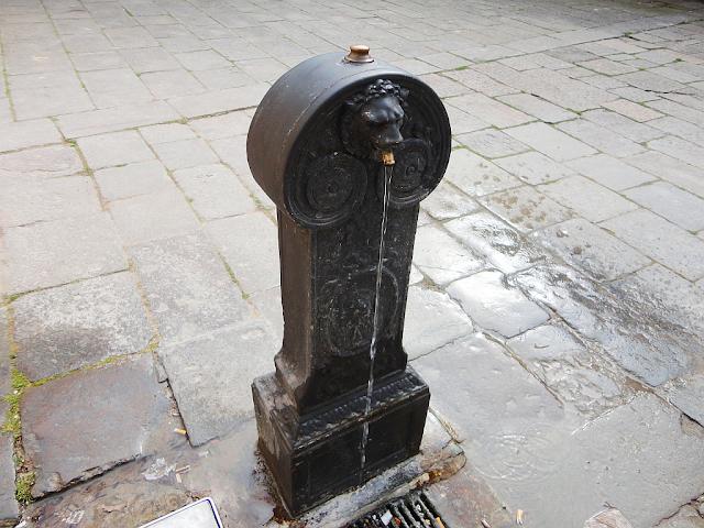 Je pití vody z fontán v Benátkách bezpečné?
