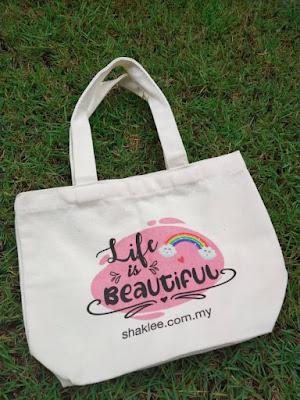 Shaklee Tote Bag