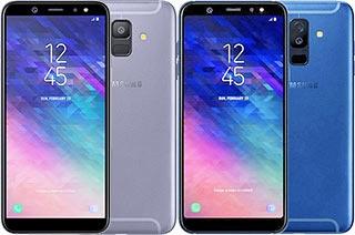 Perbandingan Samsung Galaxy A6 (2018) vs A6+ (2018)