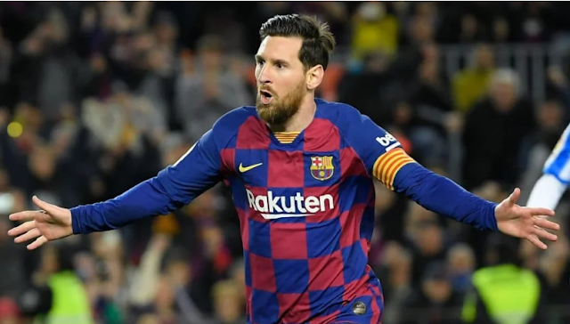 LaLiga: Messi makes history in Barcelona's 3-2 win over Athletic Club