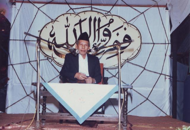 Muallif Wahidiyah KH Abdoel Madjid Ma'roef, Ra.