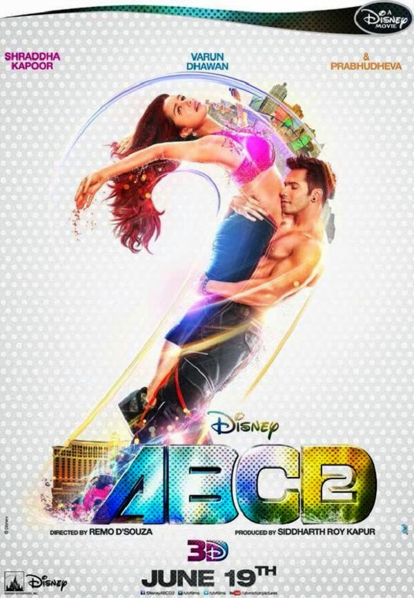 ABCD 2 Movie Poster