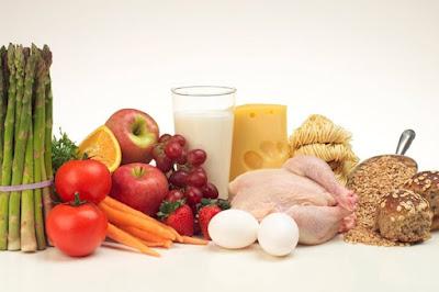 Chế độ dinh dưỡng cho tập thể hình tăng cân