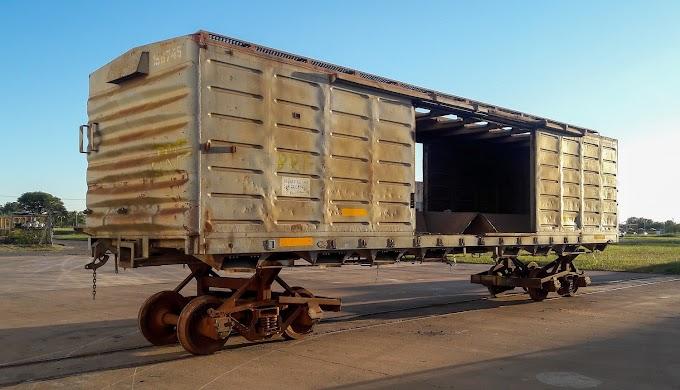 Vagones abandonados serán reparados por parte de TAC, en talleres nacionales