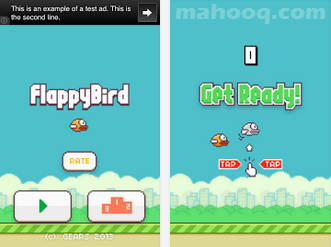 Flappy Bird APK / APP Download,耗呆鳥遊戲 APP 下載,Android 版