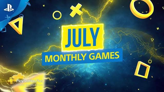 PlayStation Plus: Δείτε τα παιχνίδια του Ιουλίου