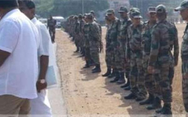 Kannur, News, Kerala, Protest, Protesters, Rally, Military, Ban, CAA, Hospital, Kannur protest against CAA