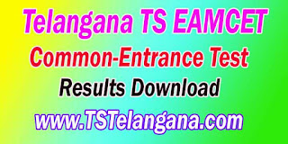 Telangana TS EAMCET TSEAMCET 2017 Results Download