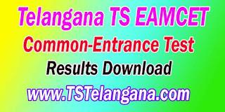 Telangana TS EAMCET TSEAMCET 2017 Results Download