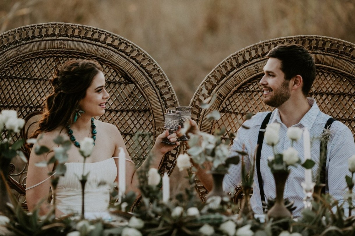 STYLED: EARTHY BOHO SPIRIT | COUNTRY WEDDING INSPIRATION TOWNSVILLE QLD