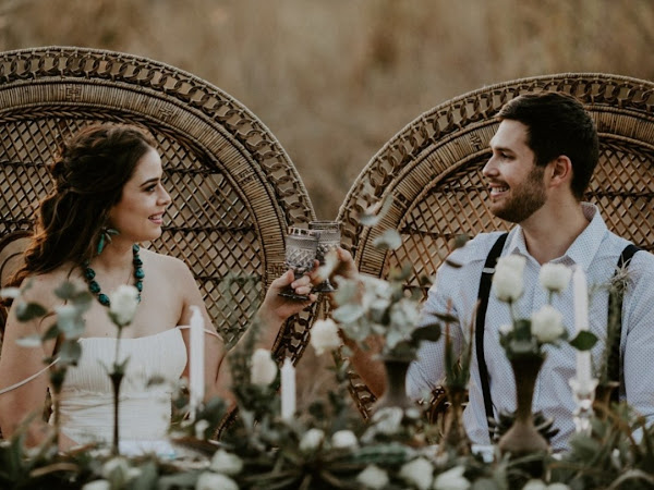 ➳ EARTHY BOHO SPIRIT | THE FARM WEDDING INSPIRATION FEATURING REAL VOWS {TOWNSVILLE}