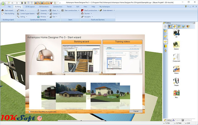 Ashampoo Home Designer Pro 4.1.0 Latest Version Free Download