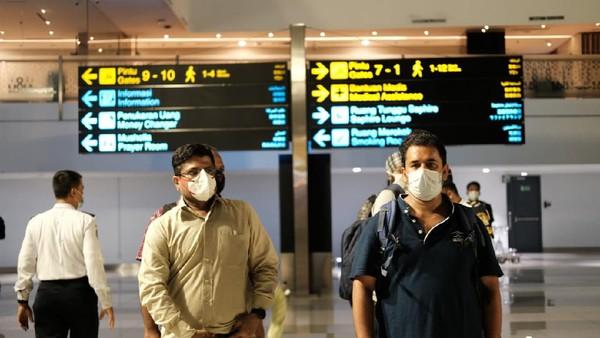 Imigrasi Bandara Soetta Pulangkan 32 WNA Asal India