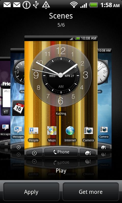 HomeMade DIY HowTo Make: How to take HTC Desire HD screen shot