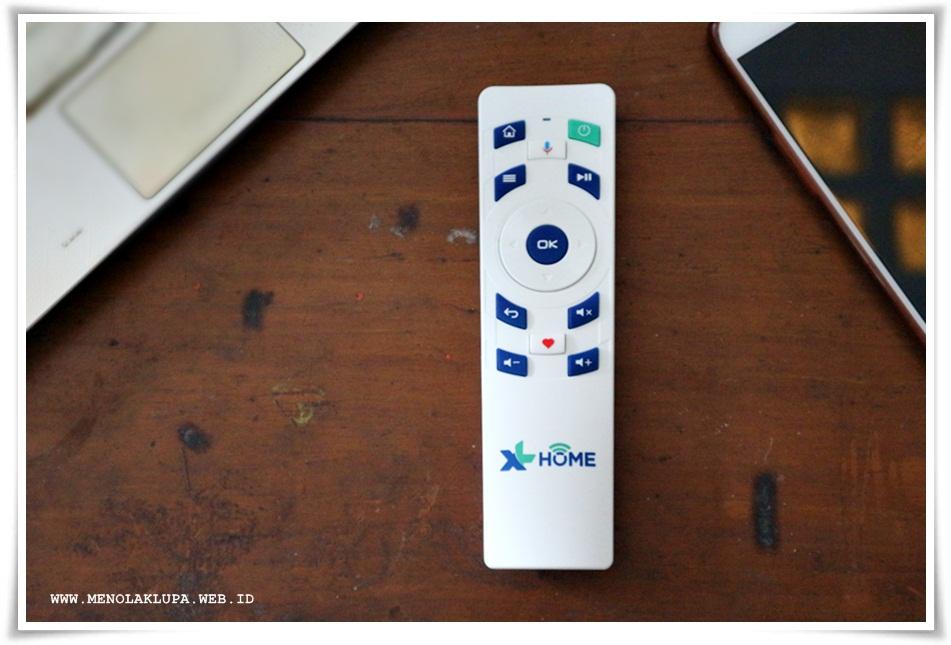 Keunggulan XL Home POW Android TV Box
