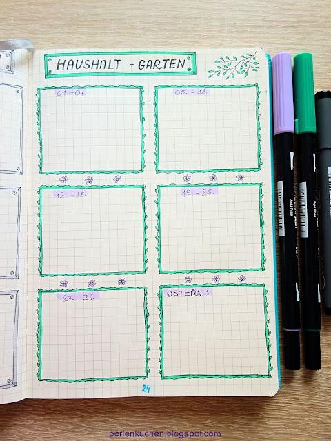 BuJo-Bullet-Journaling-Kalender-kreativ-gestalten