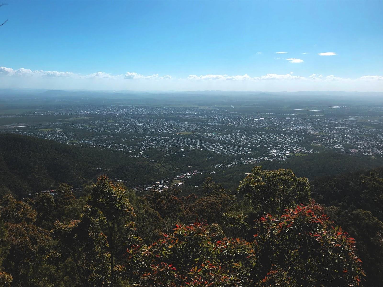 Rockhamton lookout, Mount Archer National Park