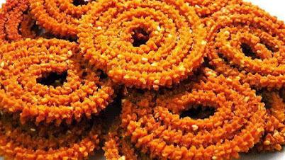 चकली - पाककला | Chakali - Recipe