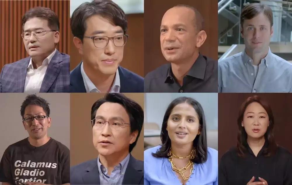 Samsung Executives