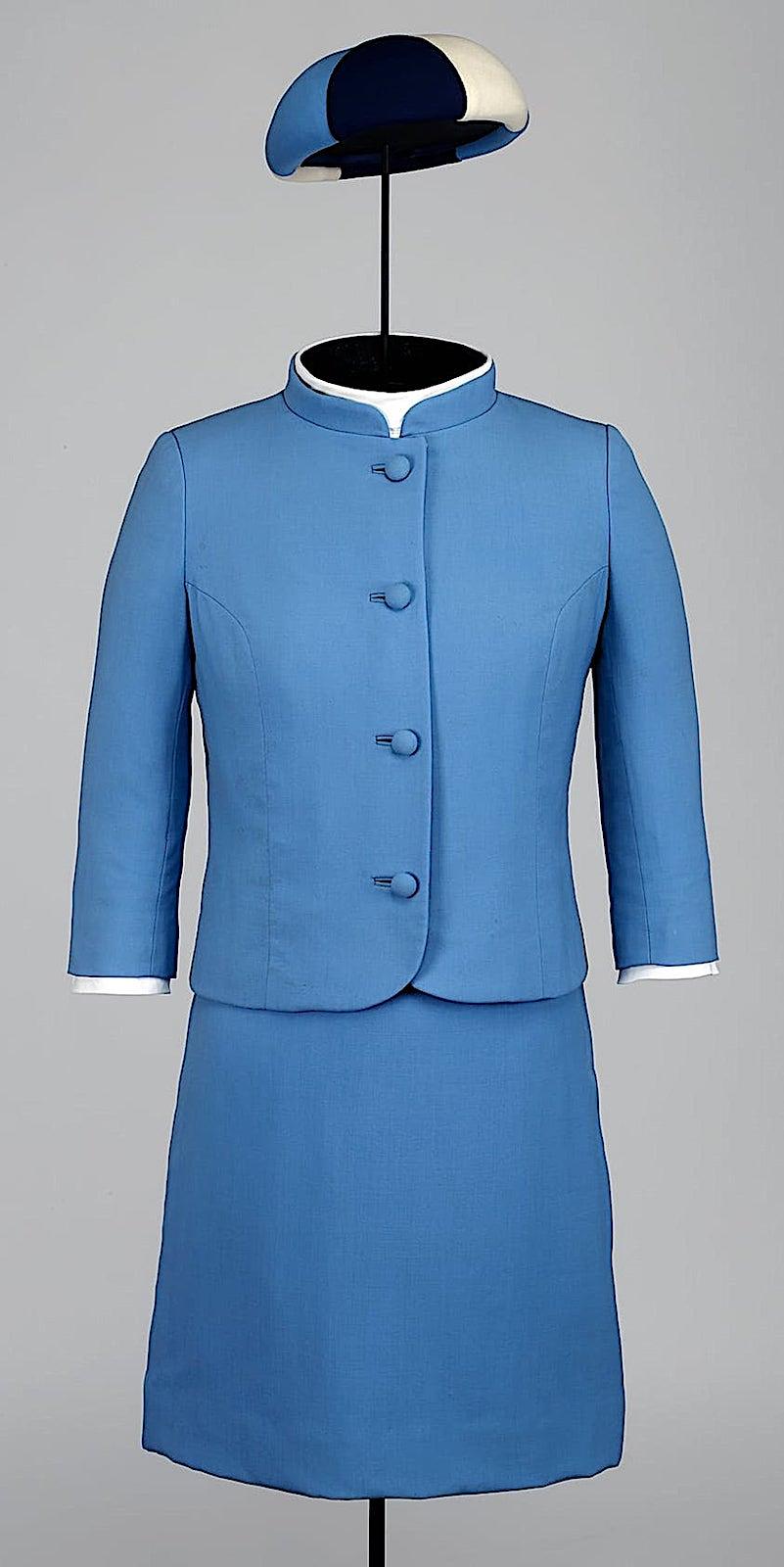 Canadian hostess uniform Expo '67