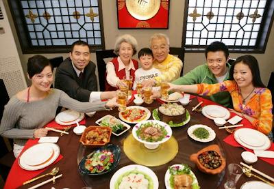 5 Etika Makan Masyarakat Tionghoa