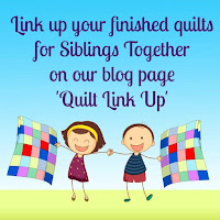 Siblings Together Quilt Linky Party