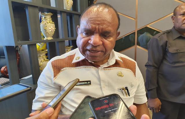 Lukas Enembe Akan Lantik Doren Wakerkwa Gantikan Ridwan Rumasukun Sebagai Sekda Papua.lelemuku.com.jpg
