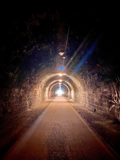 Innocent Railway Tunnel, Edinburgh