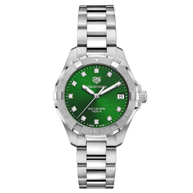 TAG Heuer Aquaracer 300M for Ladies ref. WBD1316.BA0740