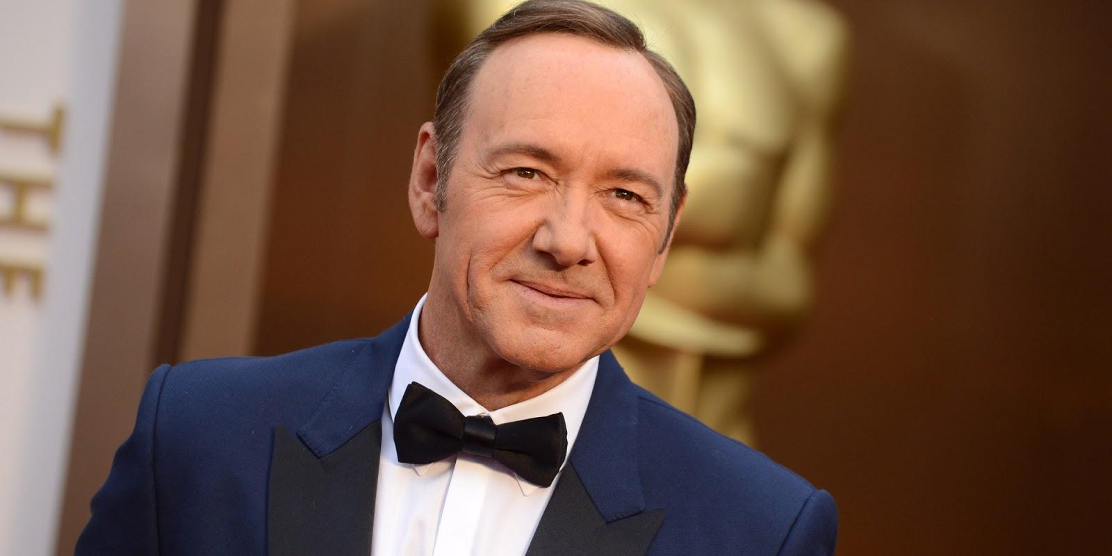 Kevin Spacey en los Oscar