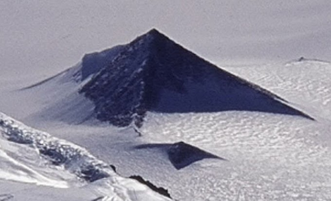 The world's oldest pyramids could have been just discovered in Alaska.