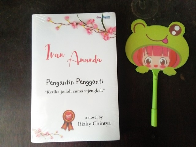 "Novel ""Ivan Amanda - Pengantin Pengganti"";Resensi Novel ""Ivan Amanda - Pengantin Pengganti"";Resensi Buku – Sinopsis ""Ivan Amanda - Pengantin Pengganti"";"