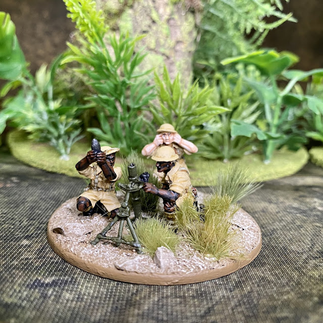 28mm Bolt Action WW2  Miniatures: 81st (West African) Division Burma