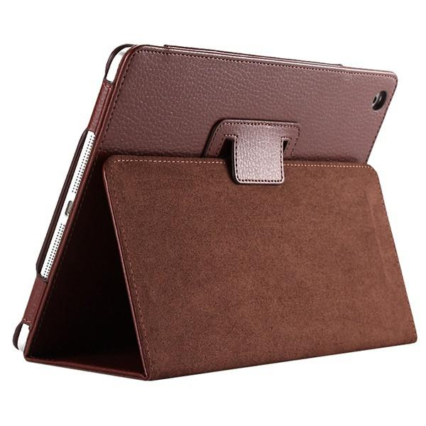 Leather iPad Cases With Stand