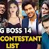EXCLUSIVE: Top 8 TV actors to enter in Bigg Boss 14 final contestant list