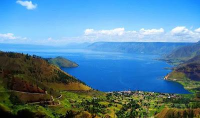 Danau Toba, Keindahan Tiada Tara di Utara Sumatera