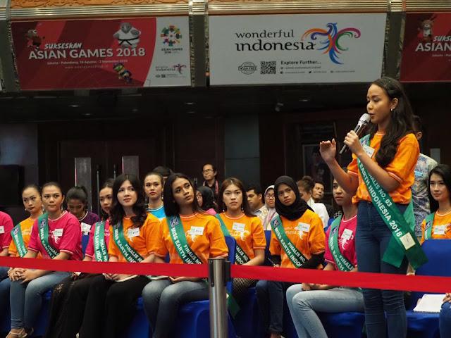 Menteri Pariwisata Dukung Miss Earth Indonesia Perkuat Isu Lingkungan