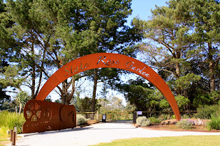 Victoria State Rose Garden, Werribee
