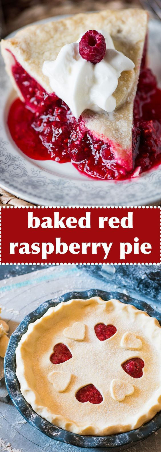 Baked Raspberry Pie Recipes