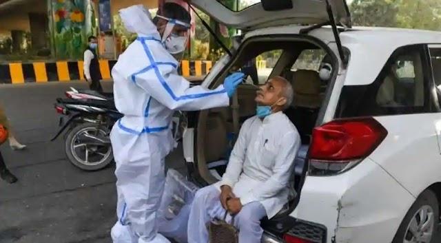 India's Coronavirus tally rises to 94.31 lakh with 38,772 fresh cases