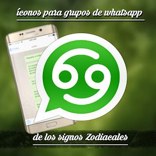 iconos para grupos de whatsapp