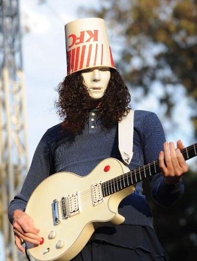 Guitarist Buckethead Suffering Serious Heart Condition