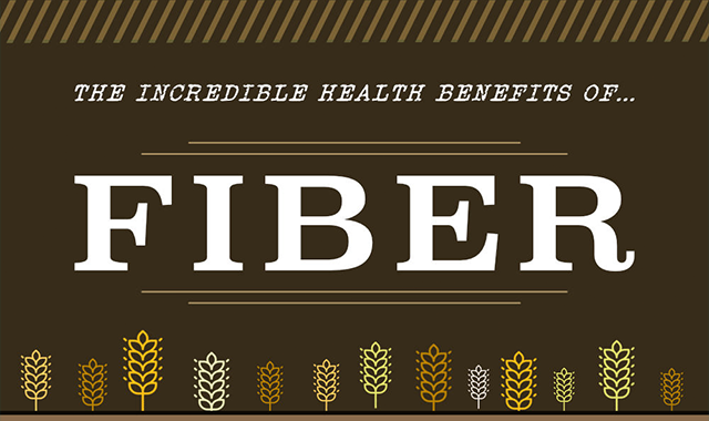 the Complete Guide to Fiber #infographic