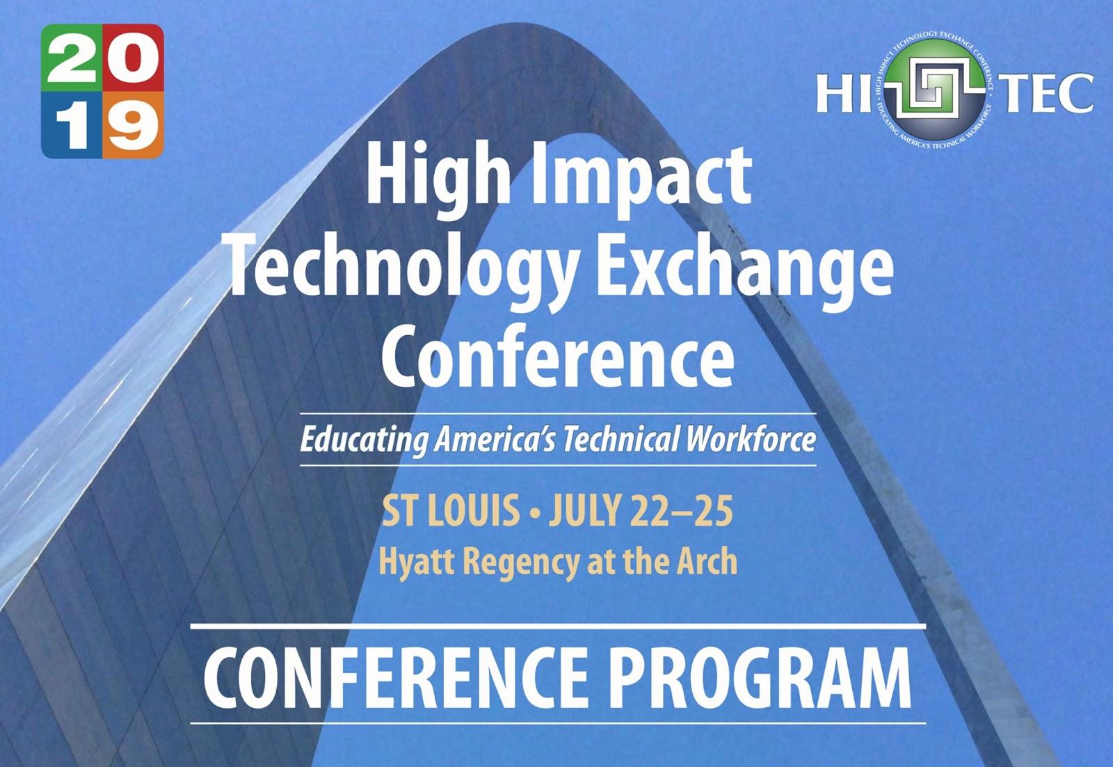 FLATE Focus: 2019 HI-TEC Conference: Focused on the Future