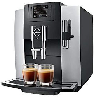 Jura E8 - coffee machine