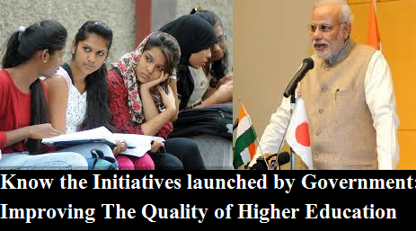 initiatives-launched-by-govt-to-improve-quality-paramnews-higher-education