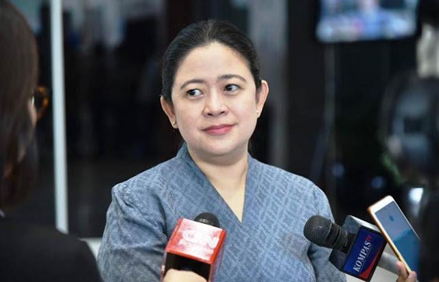 Ketua DPR RI, Puan Maharani.