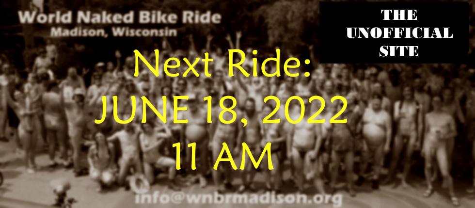 WNBR Madison: August 2021 (tentative)
