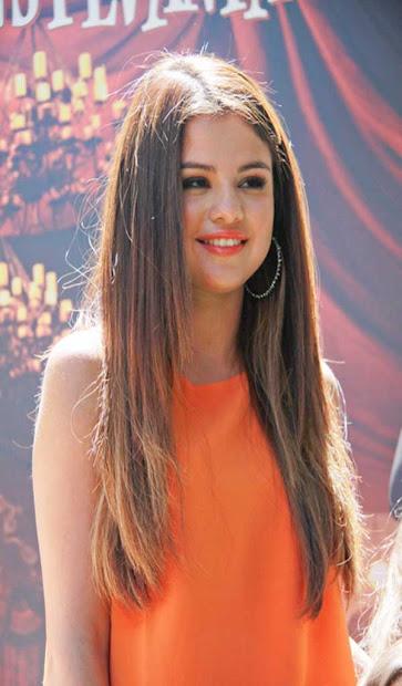 selena gomez ombre hair celebrities