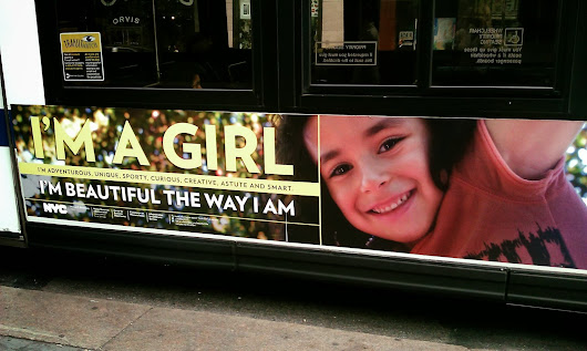 """Yes! I AM A GIRL"""